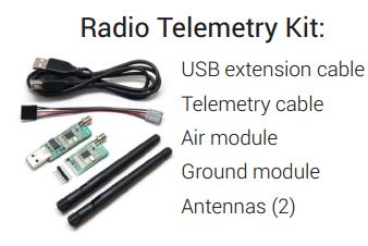Ardupilot Telemetry