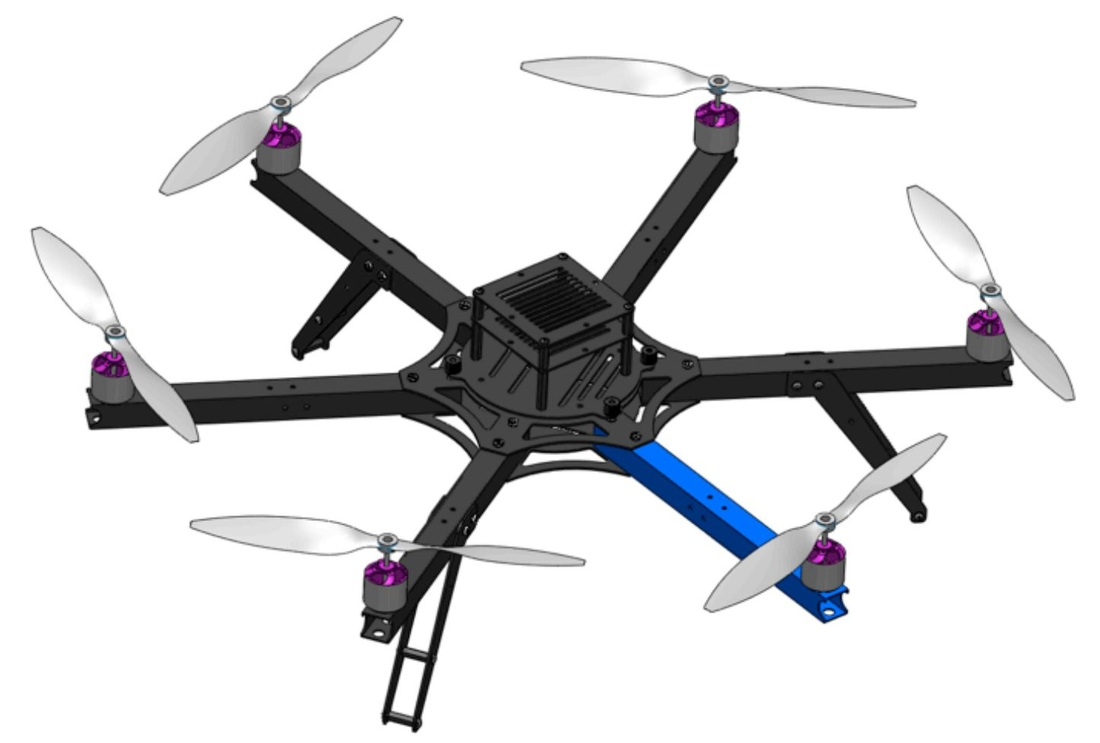 Arducopter Hexa +