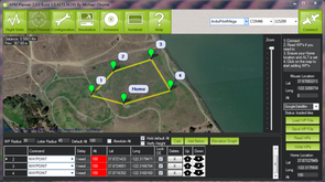 Mission Planner for Arducopter